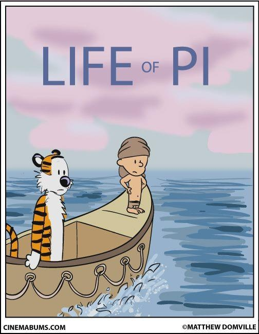 meme life of pi calvin and hobes