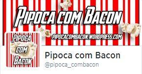 Pipoca com Bacon Twitter