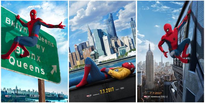 Poster Homem-Aranha De Volta Ao Lar - Spider-Man Homecoming
